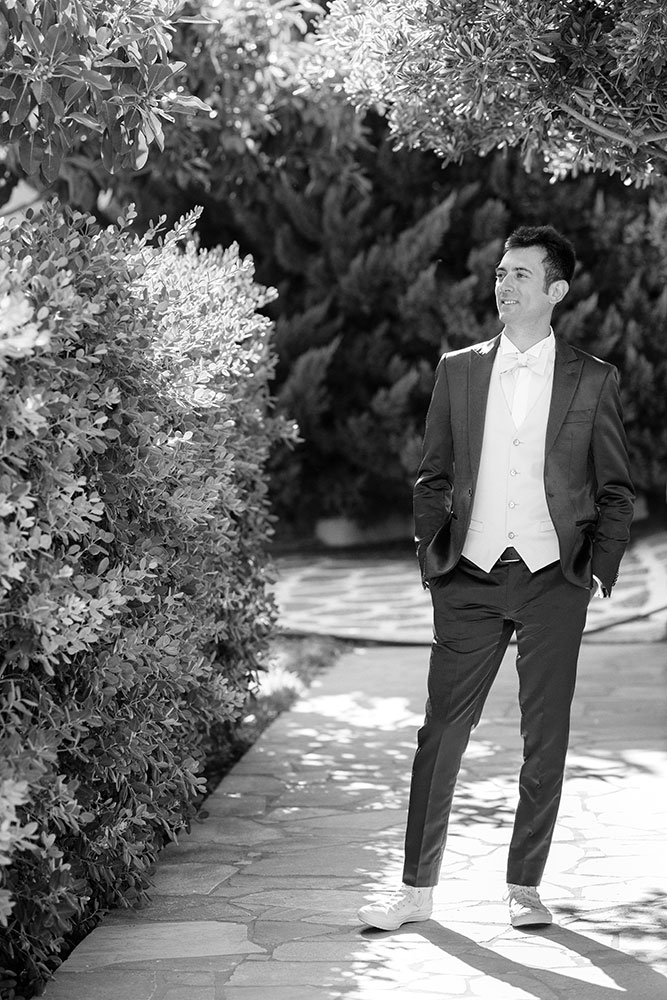 Documentary Wedding Photographer Paros