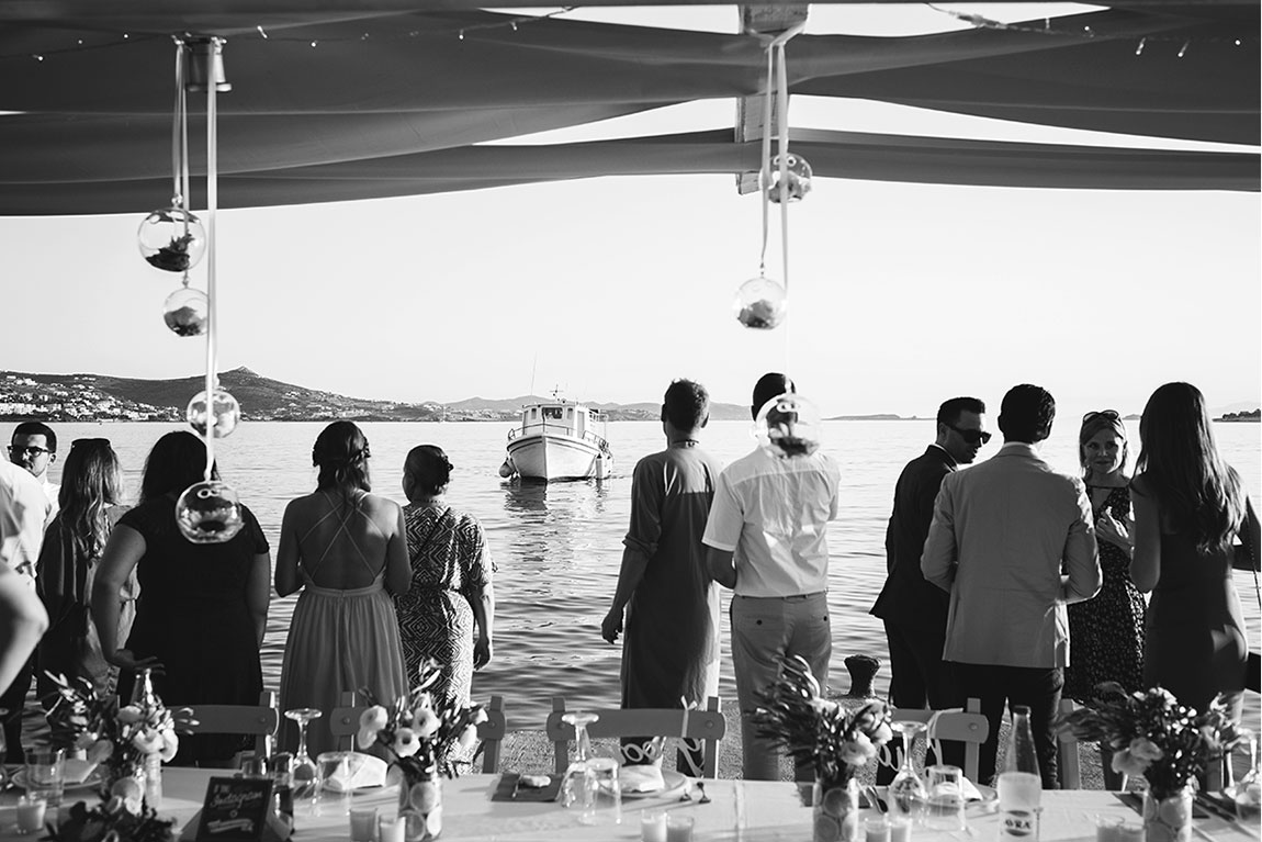 Wedding Photography Paros