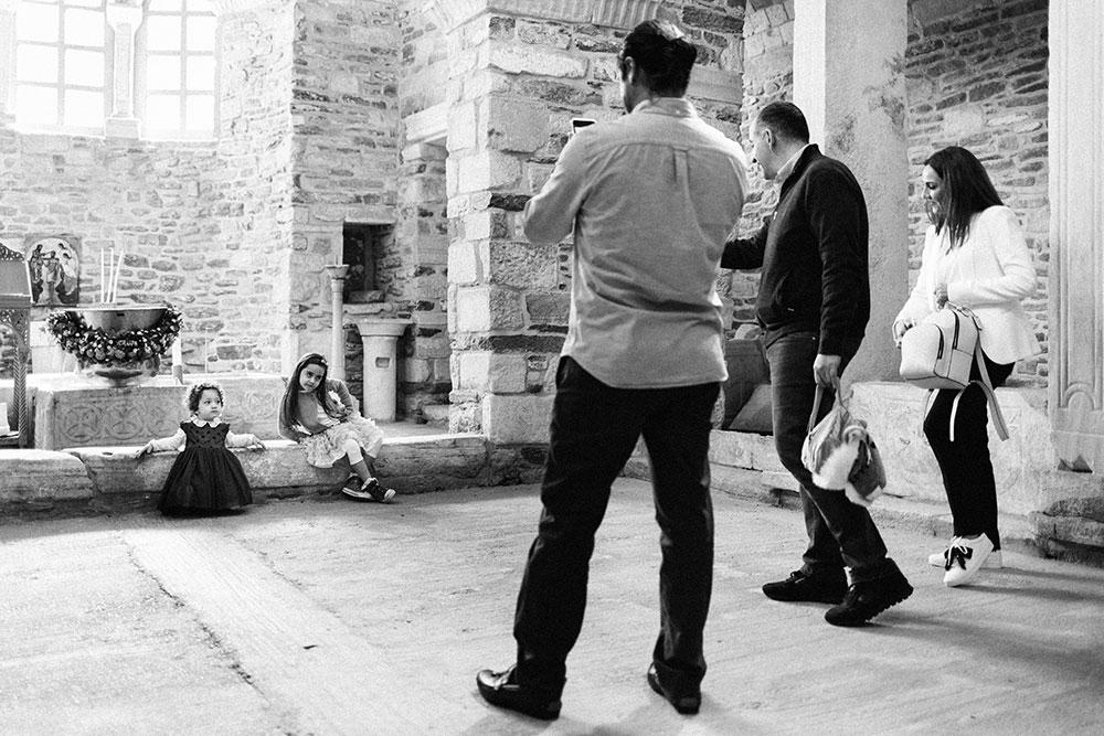 Φωτογράφιση Βάπτισης στην Πάρο