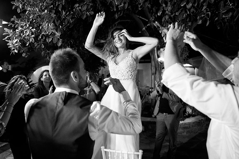 Greek Wedding in Paros
