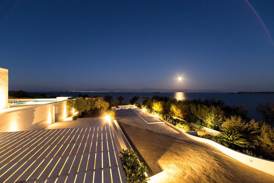 Αρχιτεκτονική Φωτογραφία Πάρος