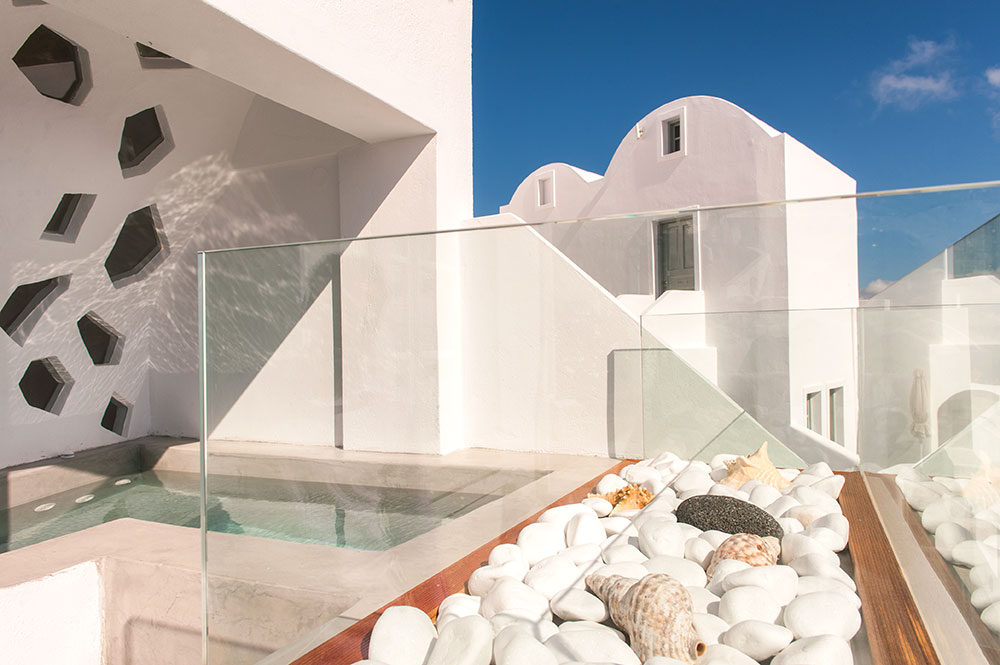 Architectural Photography Santorini