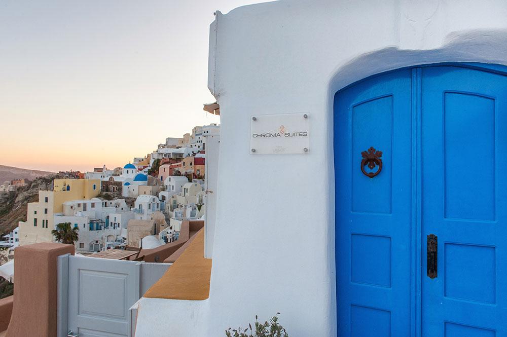 Santorini Architectural & Interior Photographer