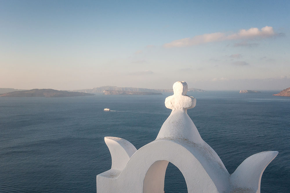 Chroma Suites Santorini Photographer