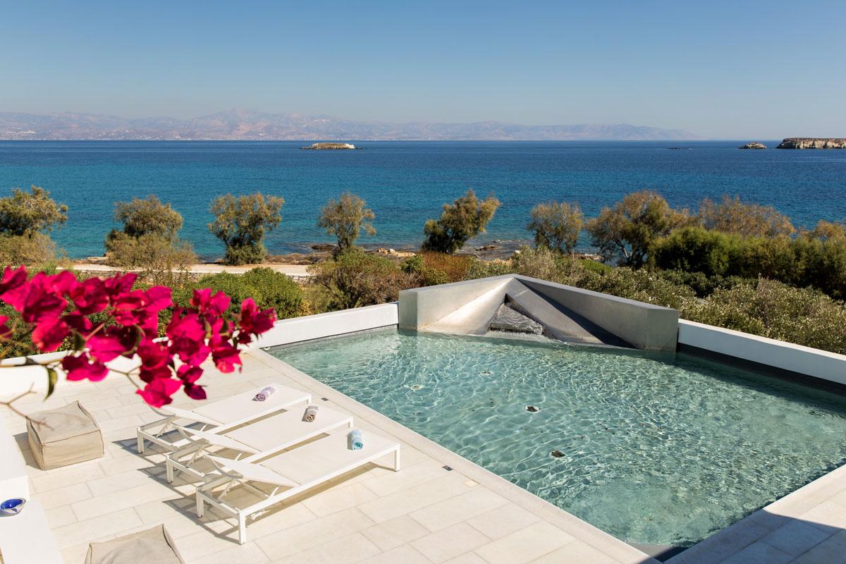 Stunning Villa in Paros