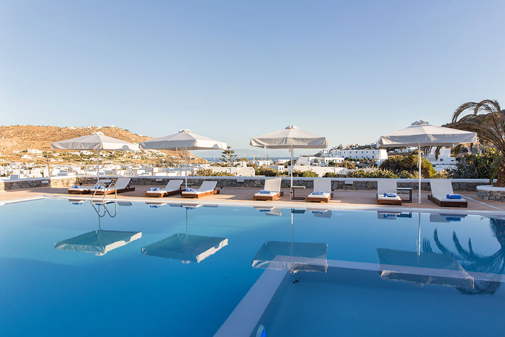 Osom Resort in Mykonos