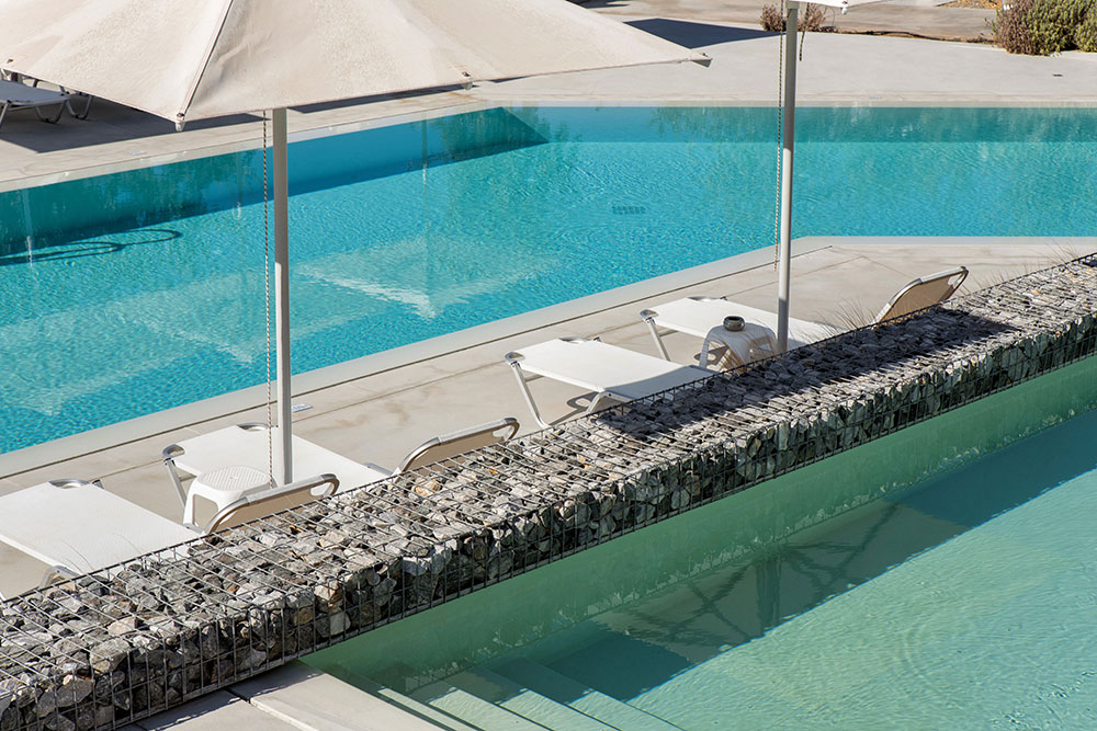 Relux Hotel in Ios Island
