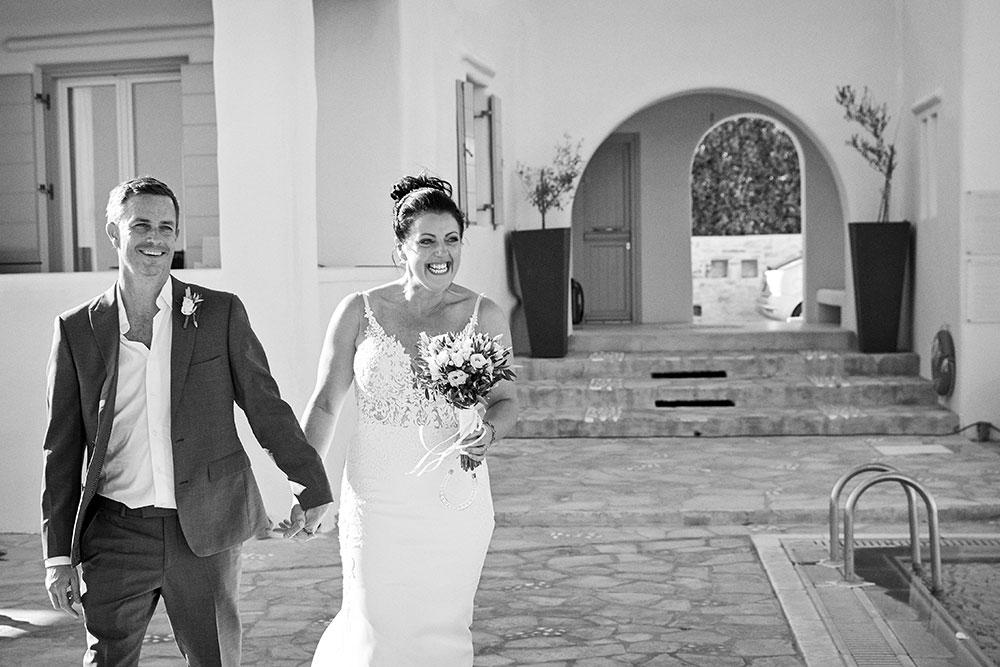 Wedding Photographer in Paros Greece