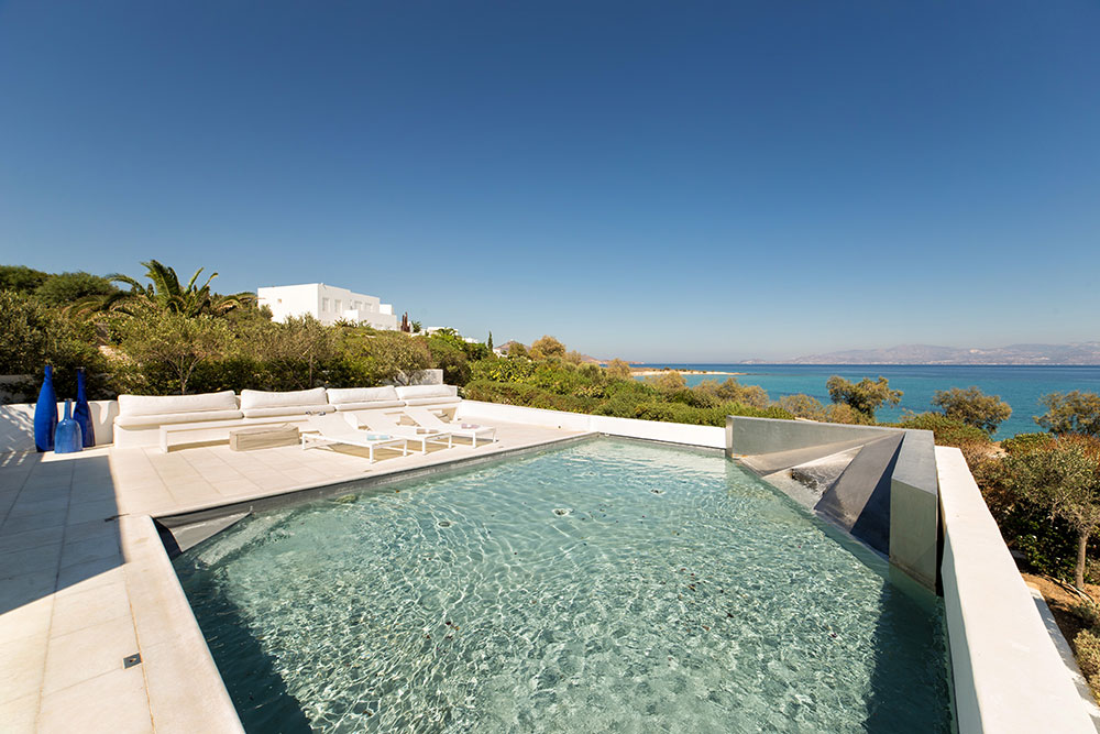 Stunning Villa Photography in Paros