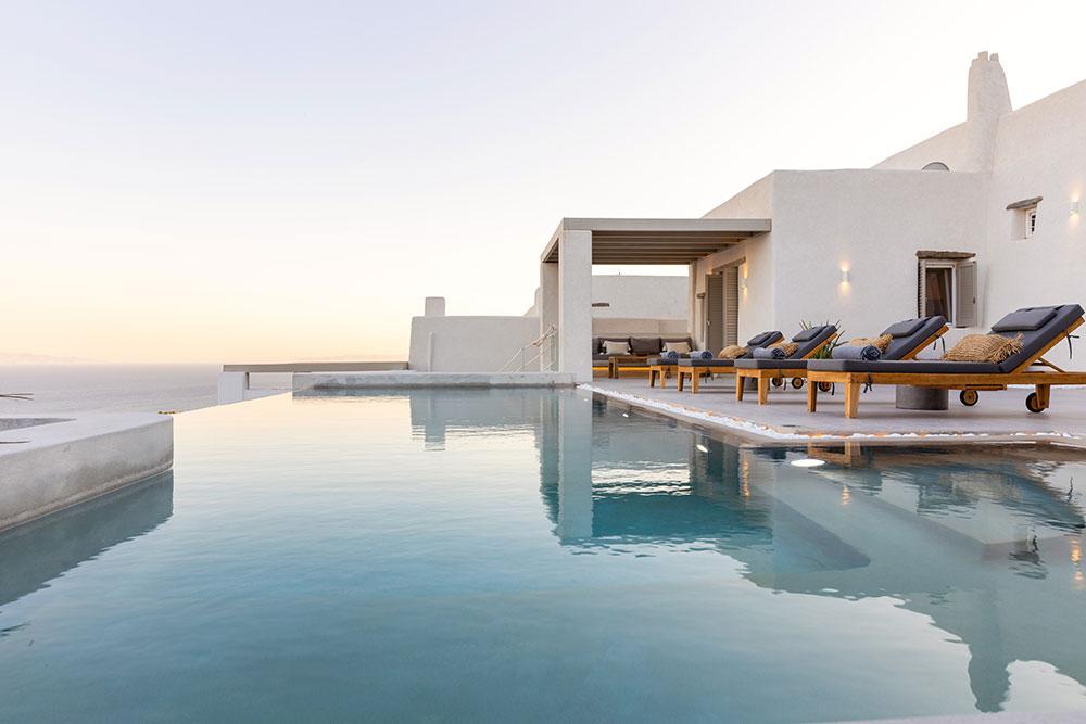 Real Estate Photography in Paros Greece